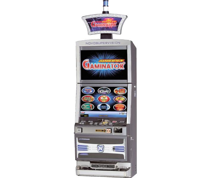 gaminator slot games
